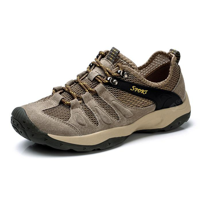 Casual Mesh Upper Climbing Shoes for Men