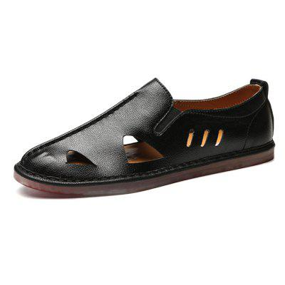 Grande taille Casual Loafer pour les hommes