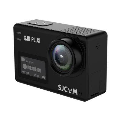 Original SJCAM SJ8 Plus Native 4K 30fps Dual Screen WiFi Action Camera Image