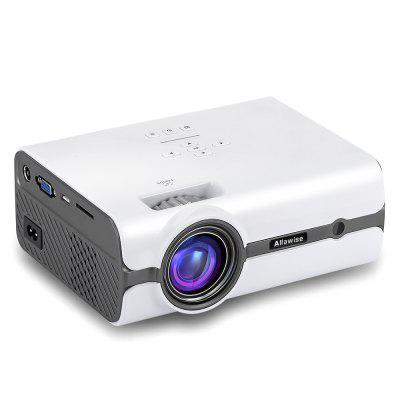 Alfawise A11 LCD Mini Projector