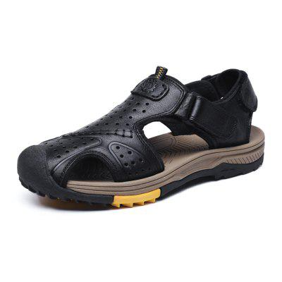 Male Casual Magical Tape Sandals