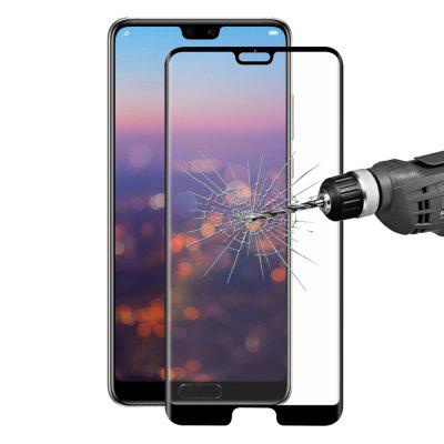 Hat – Prince HD Clear Full Screen Film for HUAWEI P20 Pro