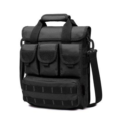Outdoor Practical Water-resistant Nylon Shoulder Bag