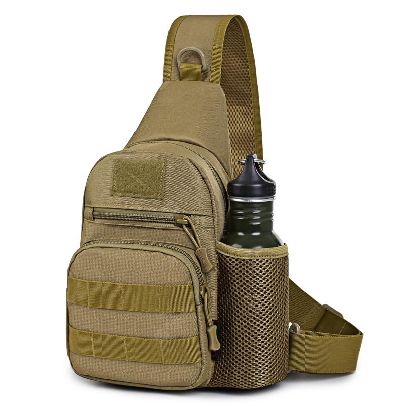 Outdoor Practical Durable Nylon Water-resistant Chest Bag