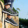 Men Outdoor Breathable Anti-slip Hiking Athletic Shoes - GRAY