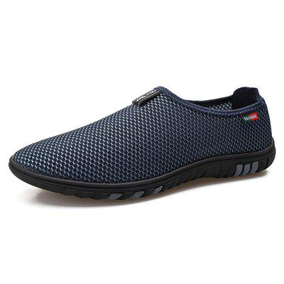 1cc8d098cc7 Men Outdoor Breathable Quick-drying Anti-slip Flat Shoes