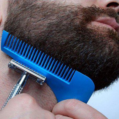 Multifunctional Beard Shaping Tool Comb