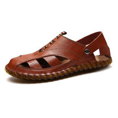 Men Trendy Outdoor Breathable Casual Sandal Shoes