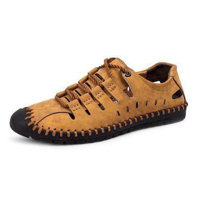 Men Trendy Outdoor Breathable Anti-slip Sandals