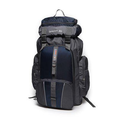 Male Durable Outdoor Nylon Backpack