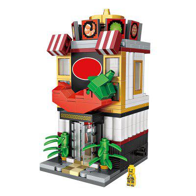 LOZ Creative Mini Hot Pot Building Building Blocks