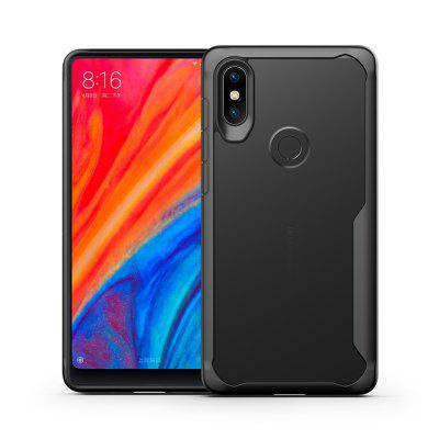 Luanke Hybrid Protective Back Case for Xiaomi Mi Mix 2S