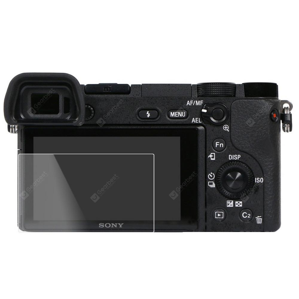 Anti-scratch Explosion Proof Tempered Glass Screen Protector Film for Sony A6300 A6000