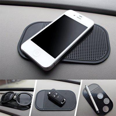 Dashboard Sticky Pad Anti Slip Mat car styling pvc non slip mat phone sticky anti slip pad sticker for daihatsu logo for charade yrv mira rocky pico copen materia