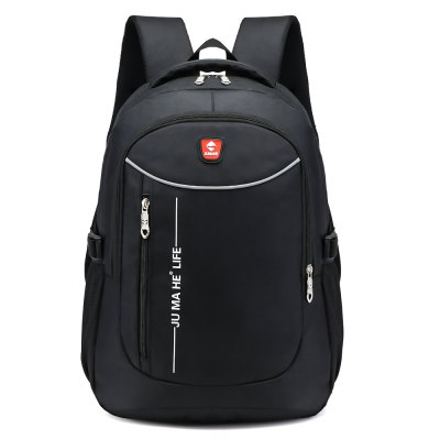Male Leisure Waterproof Laptop Backpack