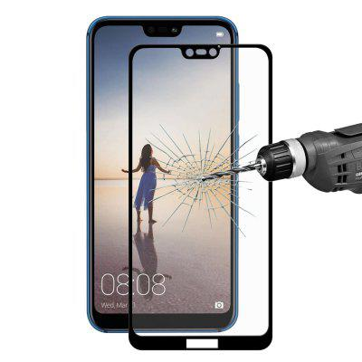 Hoed - Prince Full Tempered Glass voor HUAWEI P20 Lite