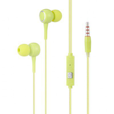 K28 In-ear Earphone with Mic