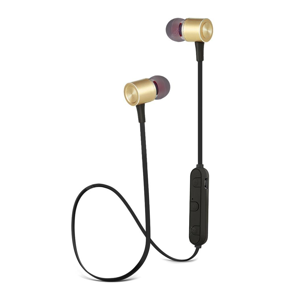 BT - 12 Magnetic Absorption Sports Bluetooth Earphone