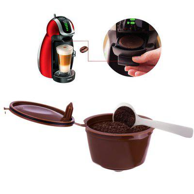 Refillable Dolce Gusto Coffee Capsule 2PCS
