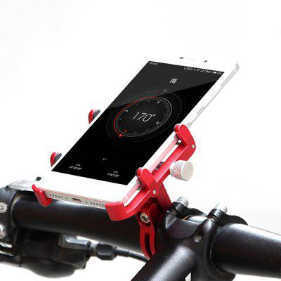 GUB PLUS 6 Cell Phone Holder for Motorcycle Bicycle Bike universal motorcycle bicycle abs holder base for cell phone interphone gps black