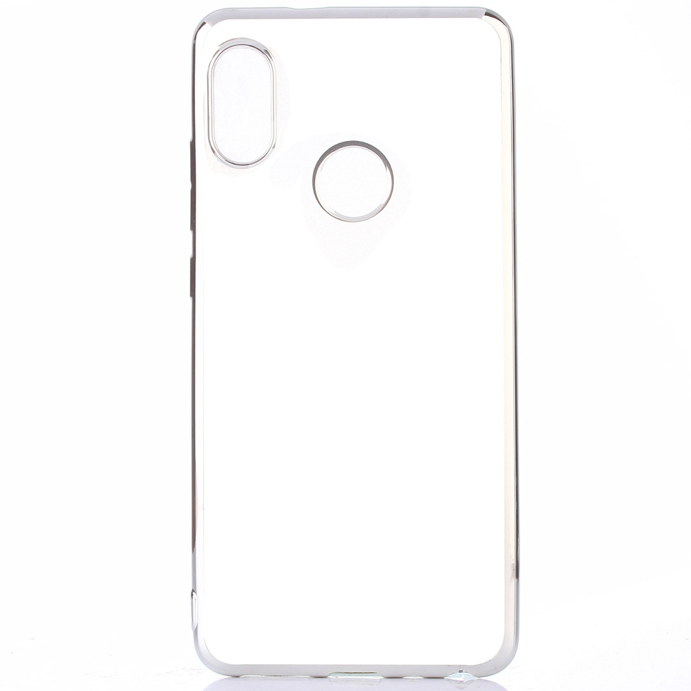ASLING Electroplated Edge TPU Case for Xiaomi Redmi Note 5