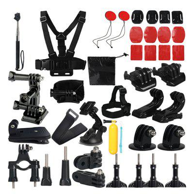 17 in 1 Action Camera Accessories Kit for GoPro / YI / SJCAM