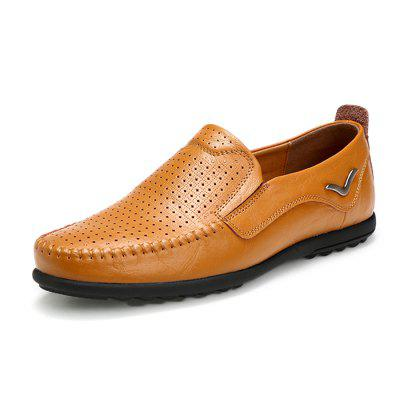 Breathable Hollow out Loafers for Men