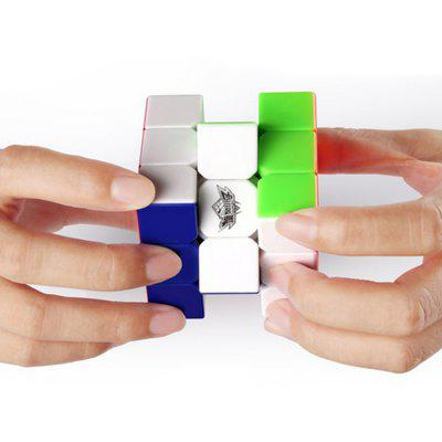 3 x 3 x 3 Magic Cube autocolante puzzle-uri