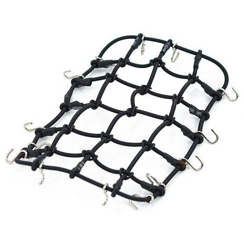 Tp 02 10 004 01 Car Roof Luggage Net For 110 Rc Clawer