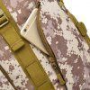 Fashion Water Proof Canvas Backpack - WOODLAND CAMOUFLAGE
