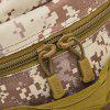 Fashion Water Proof Canvas Backpack - DIGITAL WOODLAND CAMOUFLAGE