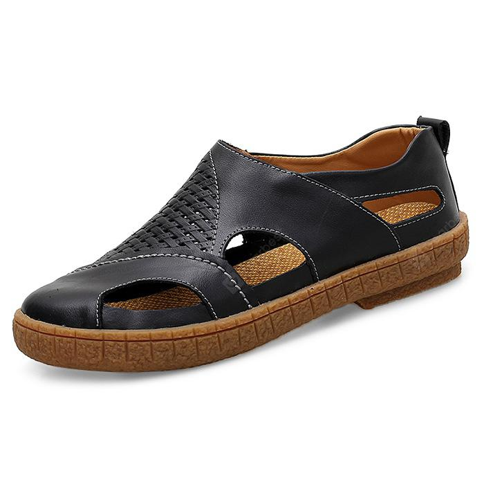 Casual Leather Sandals for Men