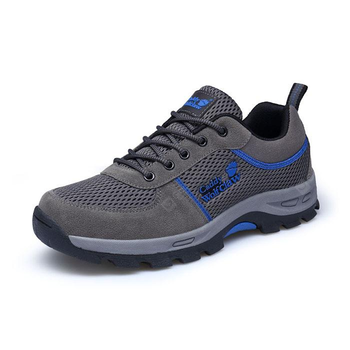 Caddy Wolfclaw Outdoor Breathable Hiking Athletic Shoes