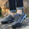 Caddy Wolfclaw Anti-slip Breathable Hiking Athletic Shoes - GRAY