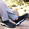 Caddy Wolfclaw Outdoor Breathable Slip-on Casual Sneakers - BLACK