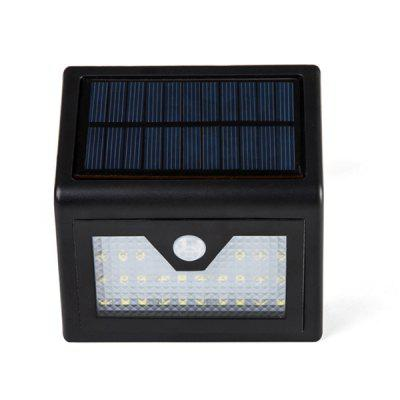 Outdoor Body Sensor LED Solar Light