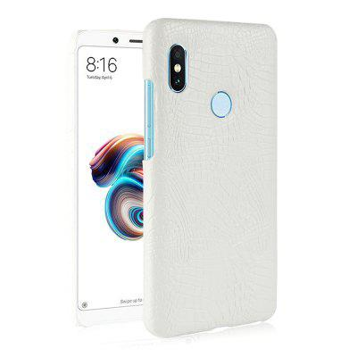 Xiaomi Redmi Note 5用Luanke Crocodileグレインフォンカバー