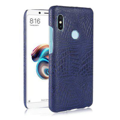 Luanke Crocodile Grain Phone Cover for Xiaomi Redmi Note 5