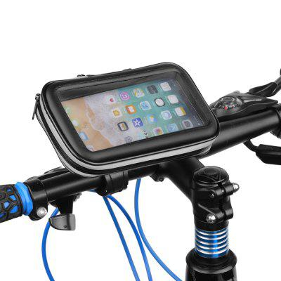 Screen Touch Waterproof Bicycle Handlebar Phone Holder