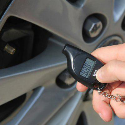 Mini Digital LCD Tire Pressure Gauge