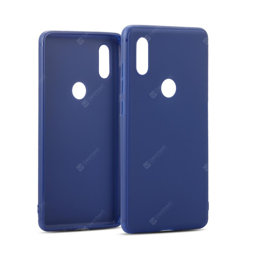 Luanke TPU Matte Back Protector Case for Xiaomi Mi Mix 2S