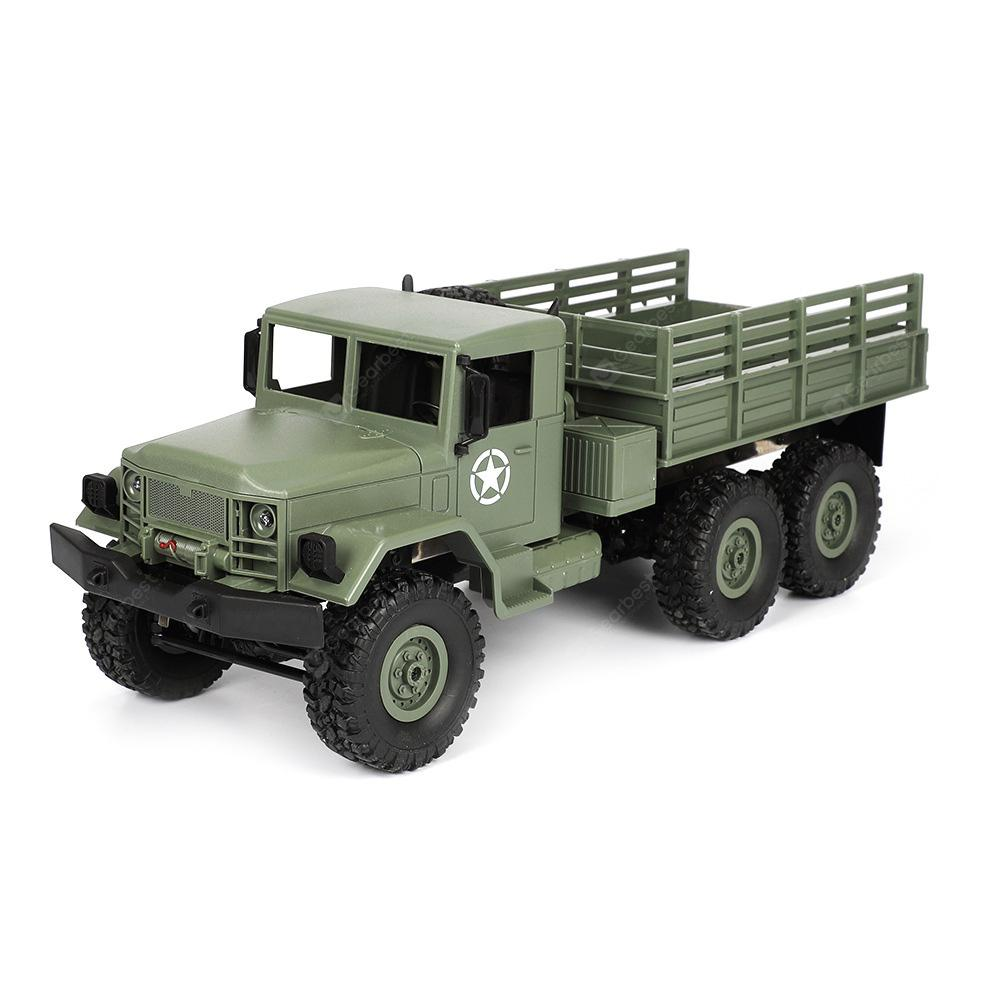 WPL B - 16 1/16 2.4GHz 10km/h 6WD Vehicle RC Truck