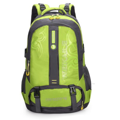 Casual Leisure Travel Men Backpack