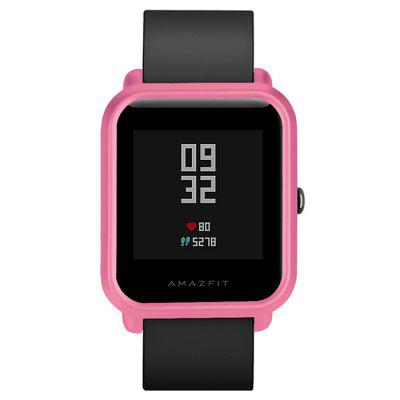 TAMISTER PC Screen Protector Bumper Case for AMAZFIT Bip Smart