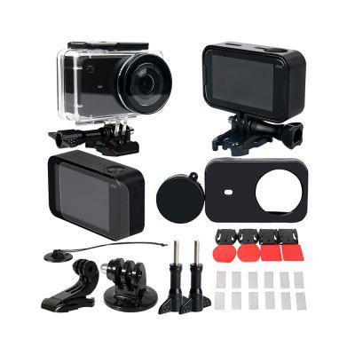 Action Camera Waterproof Accessories Set for Xiaomi MiJia