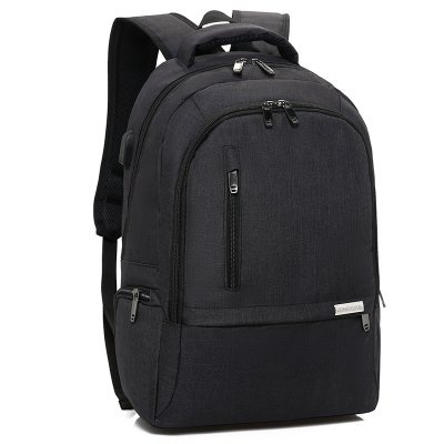 Men Classic Water Resistant Backpack
