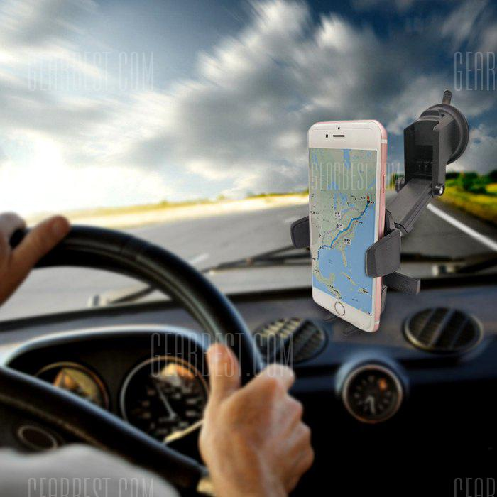 Image result for Rotary Car Mount Universal Phone Holder gearbest