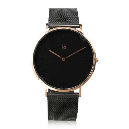 Xiaomi Youpin Minimalism Ultra-thin Water-resistant Quartz Watch - MULTI-C