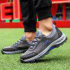 Caddy Wolfclaw Breathable Casual Hiking Athletic Shoes - GRAY