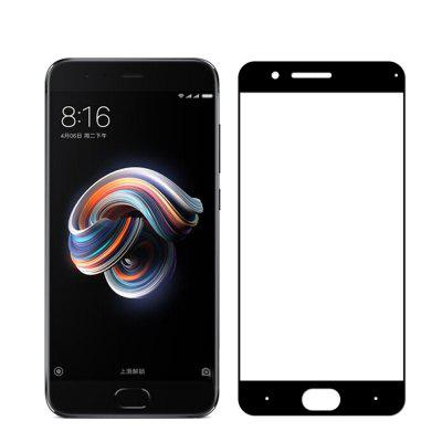Naxtop Full Screen Protector Tempered Glass for Xiaomi Mi Note 3